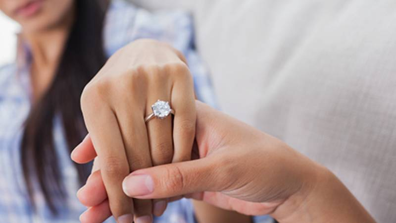 Size of the ring…. Does it really matter