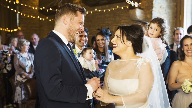 Creating your wedding guest list