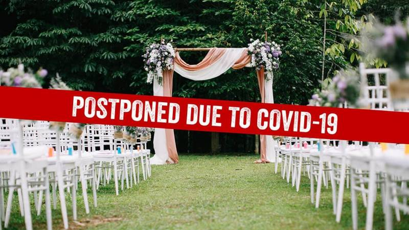 Advice on rescheduling due to Covid-19