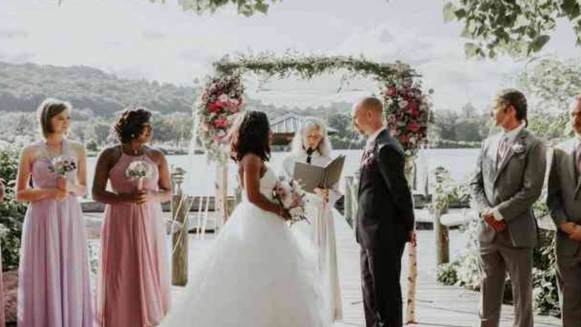 Questions to ask before hiring a wedding officiant